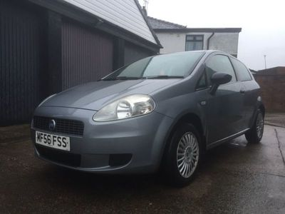 used Fiat Grande Punto 1.2 Active White 3dr