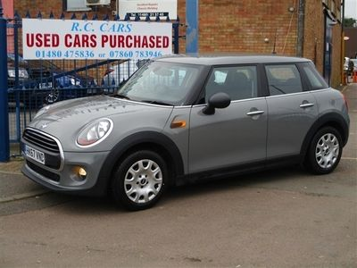 used Mini ONE Hatch 1.55dr