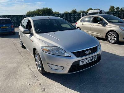 used Ford Mondeo ZETEC TDCI 125 1.8 5dr
