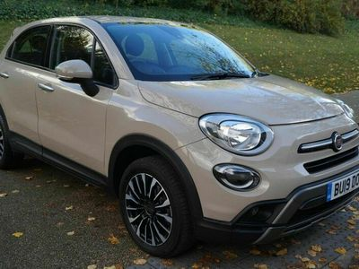 used Fiat 500X 1.3 FireFly Turbo MultiAir City Cross DCT (s/s) 5dr