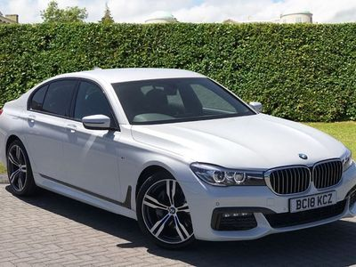 used BMW 730 7 SERIES d xDrive M Sport 4dr Auto Automatic diesel saloon