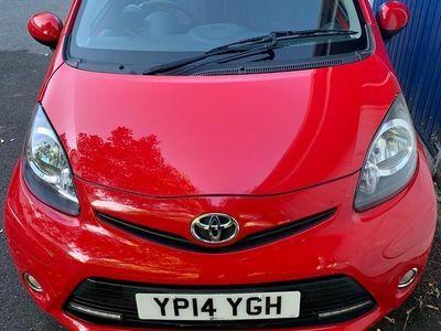 used Toyota Aygo 1.0 VVT-i Mode Multimode 5dr (a/c)