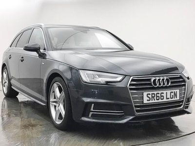 used Audi A4 2.0 Tdi S Line 5Dr