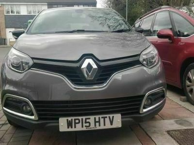 used Renault Captur 1.5 dCi ENERGY Dynamique S MediaNav (s/s) 5dr