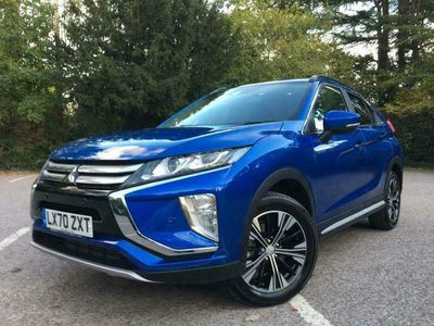 used Mitsubishi Eclipse Cross 1.5T 3 CVT 4WD (s/s) 5dr