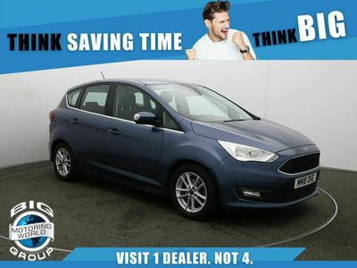used Ford C-MAX ZETEC for sale | Big Motoring World