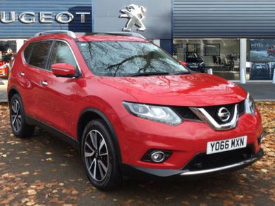 used Nissan X-Trail 1.6 Dci Tekna 5Dr Xtronic [7 Seat]