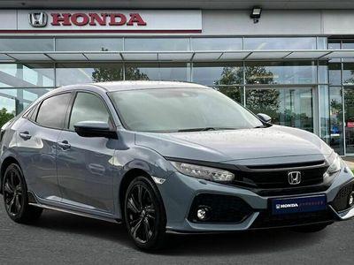 used Honda Civic 1.5 VTEC TURBO Sport (s/s)
