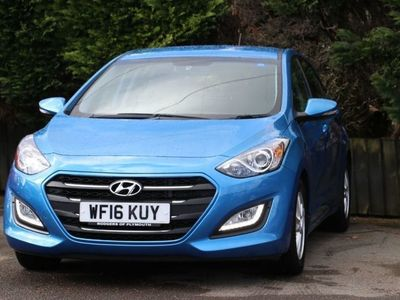 used Hyundai i30 1.6 CRDi Blue Drive SE Nav 5dr