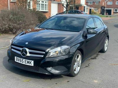 used Mercedes A180 A Class 1.5CDI Sport Edition 5dr (E6)