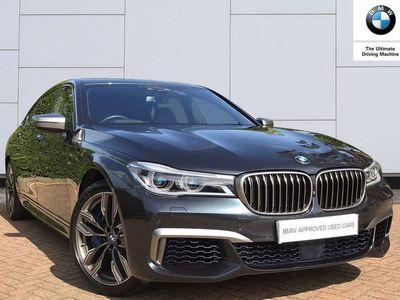 used BMW M760 xDrive V12