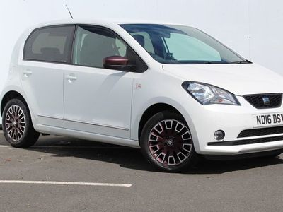 used Seat Mii Mii Hatchback Special Edition 1.0 75by Mango Limited Edition 5dr