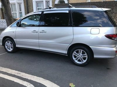 used Toyota Previa 2.0 D-4D T3 5dr (7 Seats)