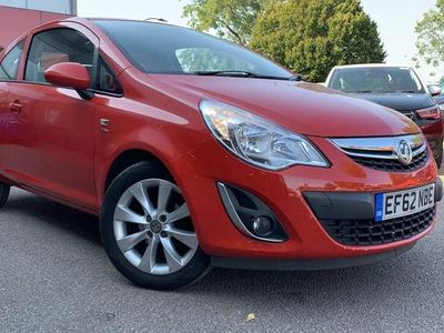used Vauxhall Corsa 1.4 Active 3dr [AC]