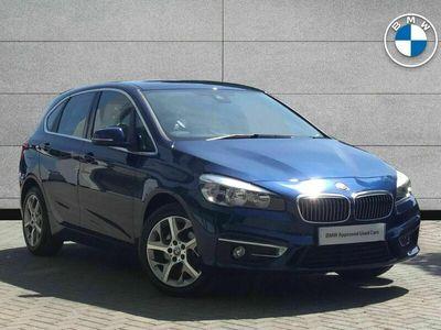 used BMW 220 Active Tourer d Luxury