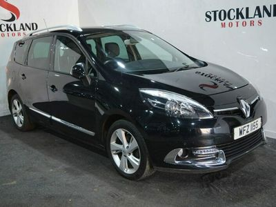 used Renault Grand Scénic 1.5 dCi Dynamique TomTom Energy 5dr [Start Stop]