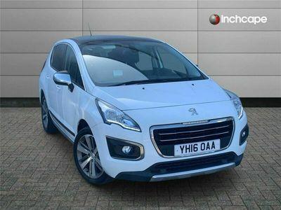 used Peugeot 3008 DIESEL ESTATE 1.6 BlueHDi 120 Allure 5dr