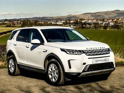 used Land Rover Discovery Sport 2019 Whins Of Milton S