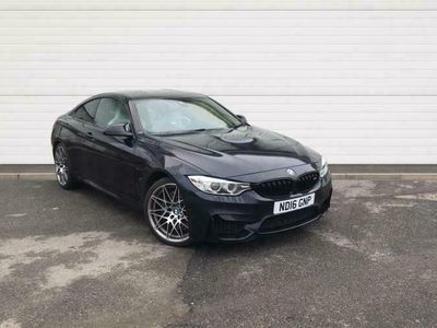 used BMW M4 M4 COUPE2dr DCT [Competition Pack]