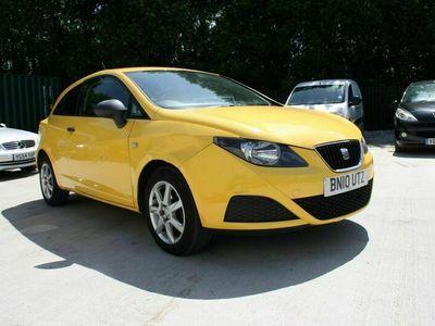 used Seat Ibiza 1.2 12V S SportCoupe 3dr