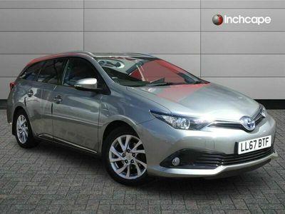 used Toyota Auris 1.8 Hybrid Business Edition TSS 5dr CVT