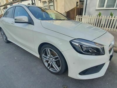 used Mercedes A220 A Class 2.1AMG Line (Premium) 7G-DCT (s/s) 5dr