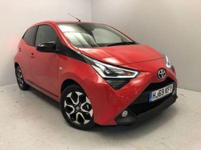 used Toyota Aygo 1.0 VVT-i X-Trend 5dr
