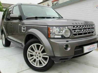 used Land Rover Discovery 4 3.0TDV6 HSE