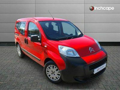 used Citroën Nemo Multispace Diesel Estate 1.3 HDi 5dr [non Start Stop]