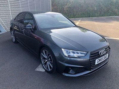 used Audi A4 Black Edition 35 TFSI 150 PS S tronic 2.0 4dr