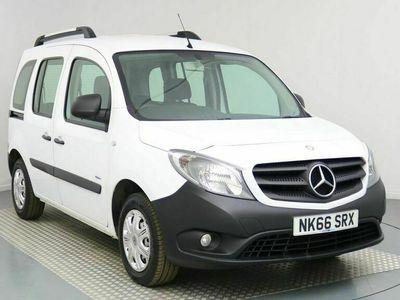 used Mercedes Citan 109 CDI TRAVELINER