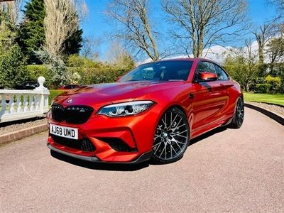 used BMW M2 M2 3.0LCOMPETITION 2d 405 BHP