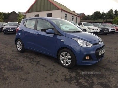 used Hyundai i10 1.0 SE 5dr ~~1 OWNER~~F/S/H~~LOW MILES!!~~