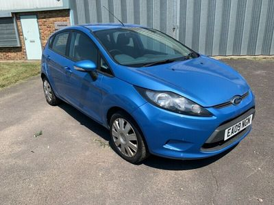used Ford Fiesta 1.4 Style + 5d