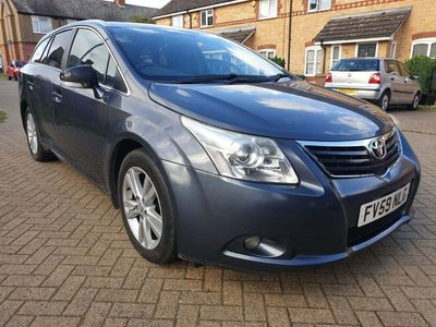 used Toyota Avensis 2.0 D-4D T4 5dr
