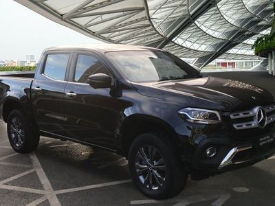 used Mercedes X250 X-ClassD 4MATIC POWER 2.3