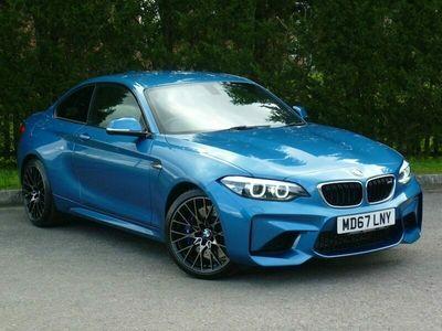 used BMW M2 2-Series M22d