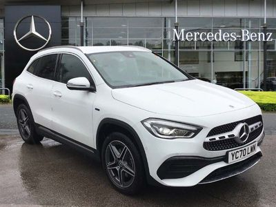 used Mercedes GLA250 Exclusive Edition 5dr Auto 1.3