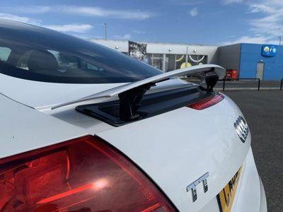used Audi TT DIESEL COUPE 2.0 TDI Quattro Sport 2dr S Tronic