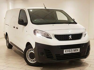 used Peugeot Expert 1400 2.0 BlueHDi 120 Professional Crew Van
