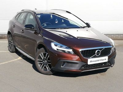 used Volvo V40 CC T3 [152] 5Dr Geartronic