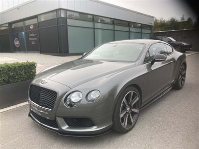 used Bentley Continental 4.0 GT V8 S Auto 4WD 2dr