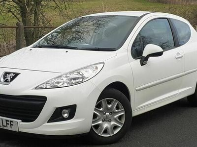 used Peugeot 207 1.6 HDi FAP Allure 5dr