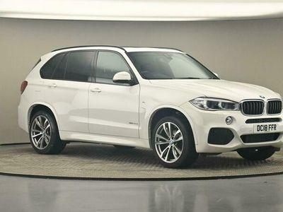 used BMW X5 xDrive25d [231] M Sport 5dr Auto [7 Seat]