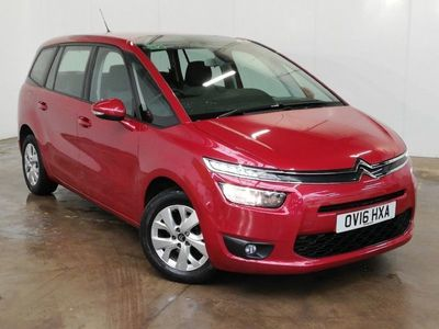 used Citroën Grand C4 Picasso 1.6 BlueHDi VTR+ 5dr EAT6 Auto