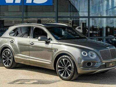 used Bentley Bentayga 4.0d V8 Auto 4WD (s/s) 5dr 5 Seat