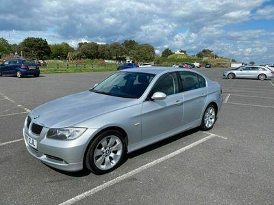 used BMW 325 3 Series 3.0 d SE 4dr