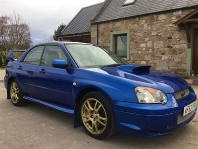 used Subaru Impreza 2.0ltr WRX STI TYPE UK AWD 280ps, 2003 ( )