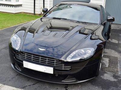used Aston Martin Vantage V12 2013