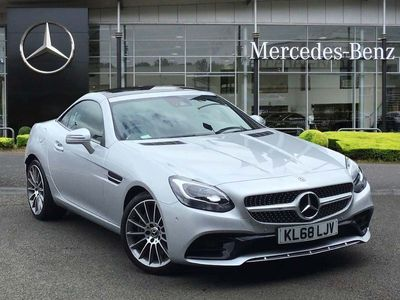 used Mercedes 300 SL CLASS SLC SLCAMG Line 2dr 9G-Tronic convertible 2019